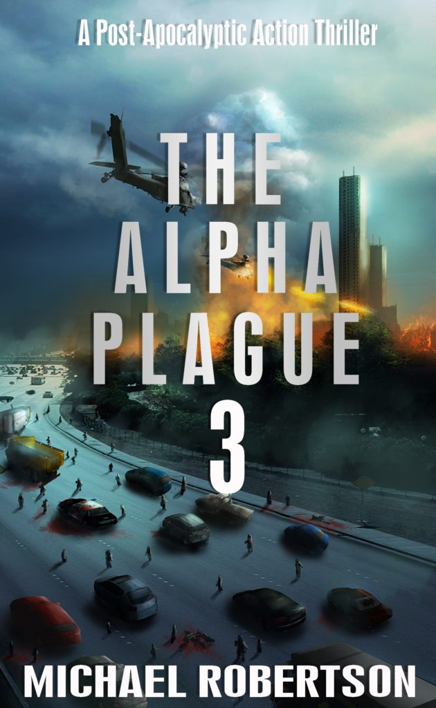 The Alpha Plague 3 - Med Res